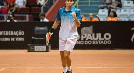Tenis: Cristian Garin avanzó a semifinales del ATP 250 de Córdoba