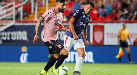 México: Luis Felipe Gallegos fue titular en empate de Atlético San Luis