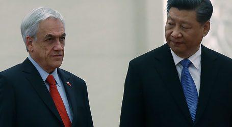 Piñera ofreció ayuda médica al presidente de China por el Coronavirus