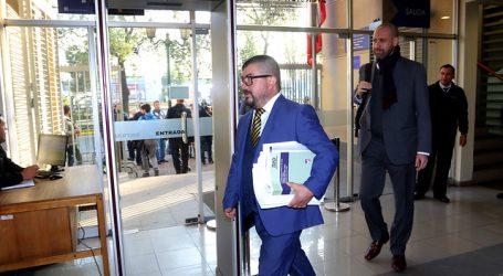 Rechazan recurso de reposición presentado por defensa de Sergio Moya