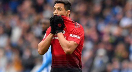 Manchester United buscaría vender a Alexis Sánchez a mitad de año