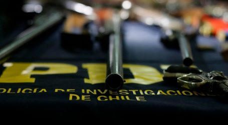 Prisión preventiva para uno de los formalizados por compra y venta de fusil