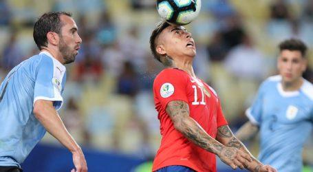 """Godín y el debut con Chile: """"Será un duro arranque para nosotros"""""""
