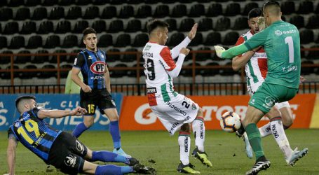 Palestino busca su primer triunfo del campeonato ante Huachipato