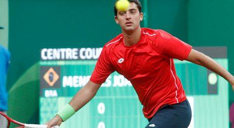 Tenis: Marcelo Tomás Barrios avanzó a la final del M25 de Lima