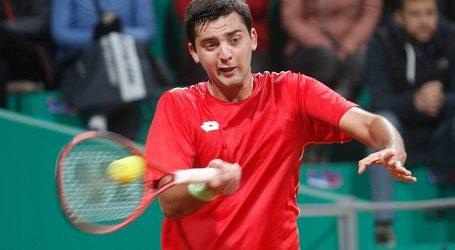 Tenis: Tomás Barrios avanzó a la final de un nuevo torneo M25 de Lima