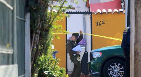 Carabineros detuvo a sujeto acusado de femicidio frustrado en Santiago