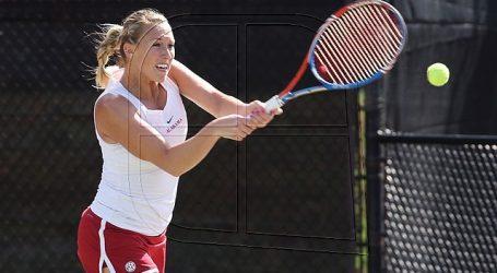 Tenis: Alexa Guarachi cayó de entrada en el dobles del WTA de Dubai