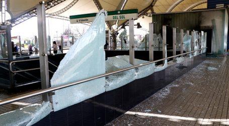 Detienen a quinto sospechoso por desórdenes en la estación Del Sol del Metro