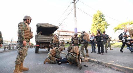 Confirman arresto domiciliario total de militar imputado por apremios ilegítimos