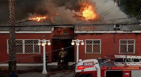 PDI detuvo a tres sujetos vinculados a incendio de Municipalidad de Quilpué