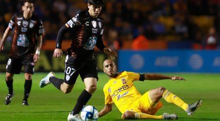 México: Víctor Dávila fue titular en victoria de Pachuca sobre Tigres