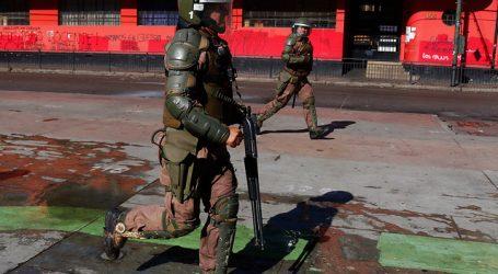 Corte limitó uso de lacrimógenas y balines a manifestaciones no pacíficas