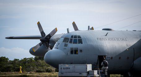 Fiscalía ordenó reiniciar búsqueda del Hércules C-130 en el Mar de Drake