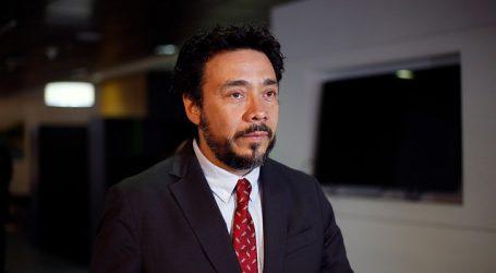 Emiliano Arias se querella contra fiscal Sergio Moya y exfiscal Pablo Gómez