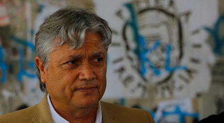 Navarro pide urgencia a proyecto de ley para que cohecho sea imprescriptible