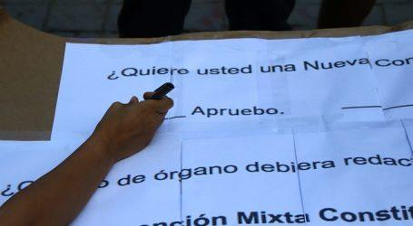 Comando Chile Digno pide participación de organizaciones sociales en la franja