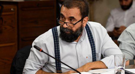 Declaran inadmisible recurso de protección de Hugo Gutiérrez contra TC