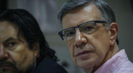 Lavín criticó rotura de matriz por construcción de autopista Vespucio Oriente