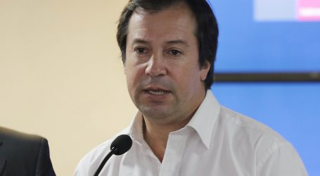 Ministro Palacios declararía esta semana por caso sobre coimas en el MOP