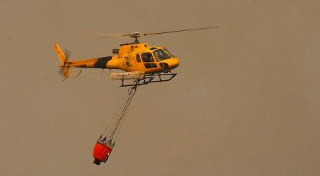 Declaran Alerta Amarilla para la comuna de San Felipe por incendio forestal