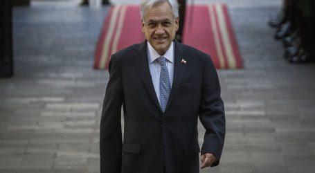 El Presidente Piñera retomará mañana lunes sus actividades en La Moneda