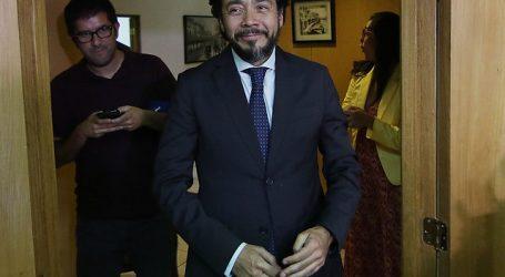 Emiliano Arias retoma sus funciones como Fiscal Regional de O'Higgins