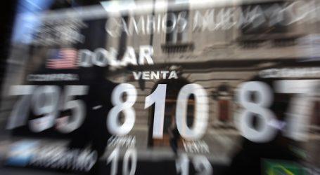El precio del dólar se sigue disparando y superó la línea de los 800 pesos