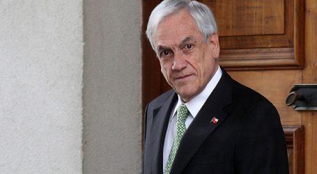 """Piñera tras rechazo de acusación a Guevara: """"Primó la prudencia en el Senado"""""""