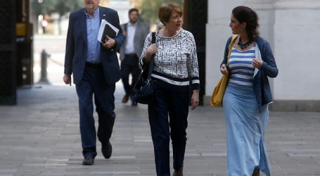 Presidente Piñera y ministros retoman Consejo de Gabinete en La Moneda