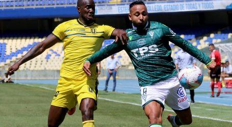 Santiago Wanderers derrotó a Universidad de Concepción en el sur
