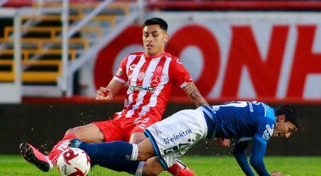 México: Claudio Baeza marcó en derrota de Necaxa ante Juárez