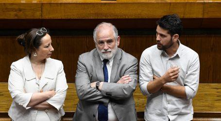 Diputados exponen argumentos de acusación constitucional contra Guevara