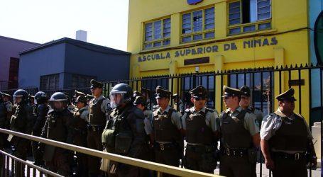 Manifestaciones se registraron durante la tercera edición de la PSU