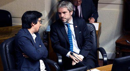 Senado rechaza la acusación constitucional contra Felipe Guevara