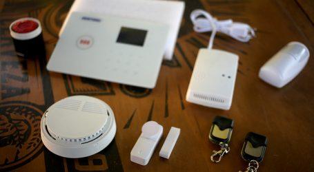Providencia lanza novedoso sistema de alarma de seguridad, humo y gases