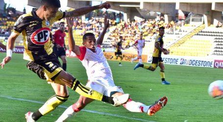Coquimbo Unido debutó goleando a Aragua en la Copa Sudamericana