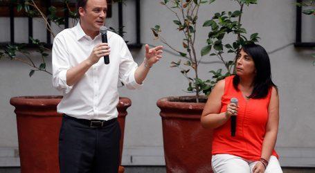 Ministros Ward y Rubilar presentaron balance legislativo del Gobierno