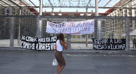 Firma mensual para joven detenida durante incidentes en el Liceo Darío Salas