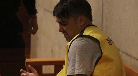 Luis Núñez fue apuñalado esta semana al interior del penal Santiago 1