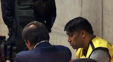 Luis Núñez fue formalizado este viernes y quedó en prisión preventiva