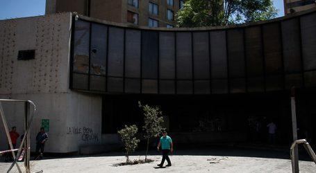 Carabineros apunta a encapuchados por incendio en Museo Violeta Parra