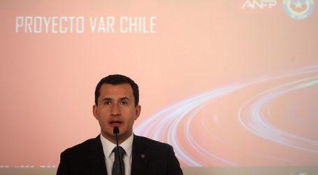 Enrique Osses defendió la implementación del VAR en el fútbol chilenos