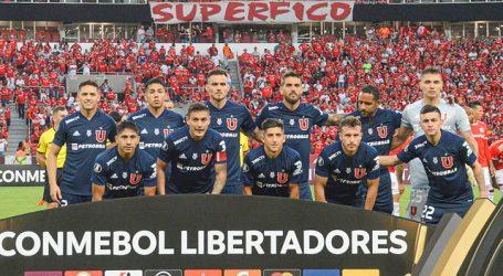 """Libertadores-Ángelo Henríquez: """"Los goles fueron errores puntuales"""""""