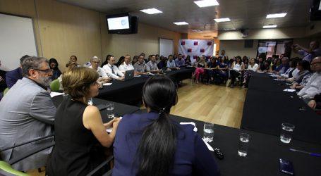 Minsal se reunió con prestadores de clínicas privadas por coronavirus