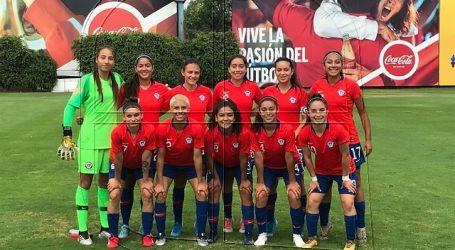 La 'Roja' femenina Sub 20 derrotó a Perú en amistoso de cara al Sudamericano