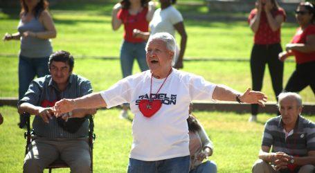 Hogar de Cristo celebró el Día del Amor y la Amistad junto a 100 acogidos
