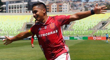 La 'U' derrotó a Santiago Wanderers con inteligencia y se hace del liderato