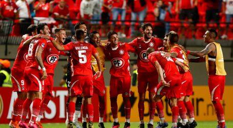 Sudamericana: Unión La Calera sorprende eliminando a Fluminense