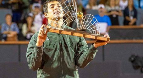 """Cristian Garin: """"Ganar dos torneos en tres semanas es inesperado"""""""